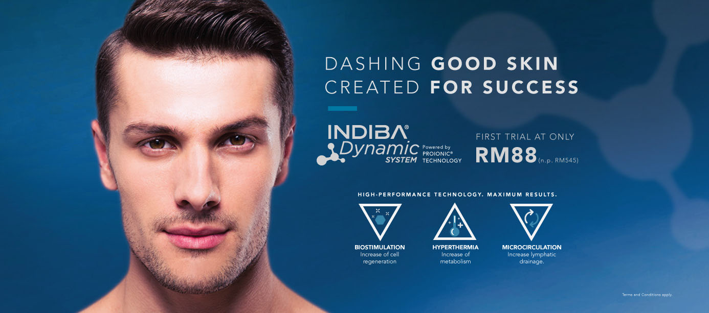 Get a dashing good skin, first trial at RM88!