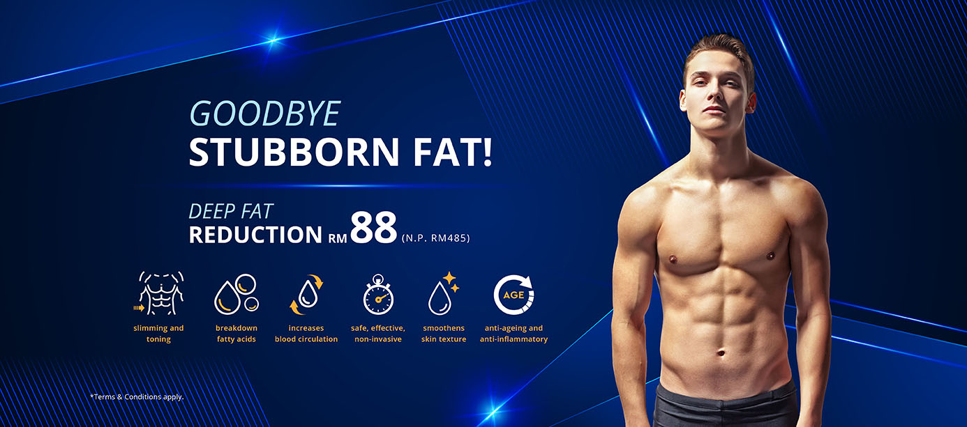Goodbye Stubborn Fat!